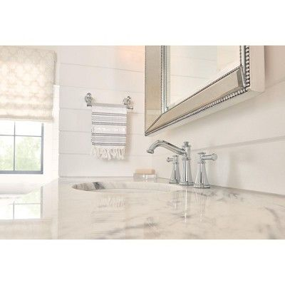Moen T6405 Belfield 1 2 Gpm Widespread Bathroom Faucet Brushed