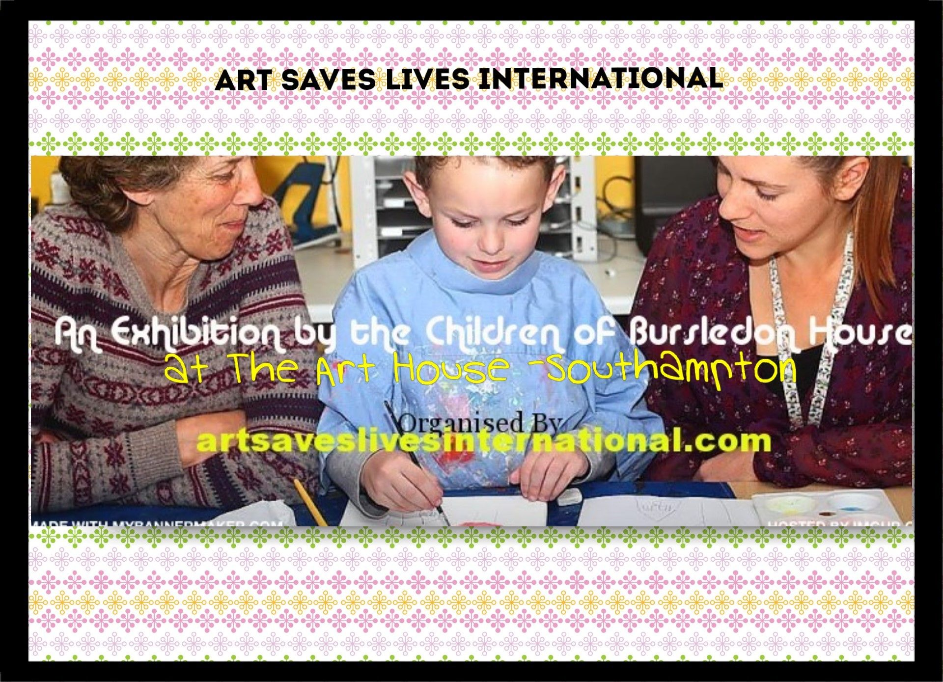 Art Saves Lives International is a non-profit global arts organization dedicated to providing free inspirational and inclusive arts projects to marginalized artists. We offer our thriving community of artists a plethora of multi-media platforms, cultural odysseys and innovative opportunities to unleash their creativity, gain global exposure and transform their lives.