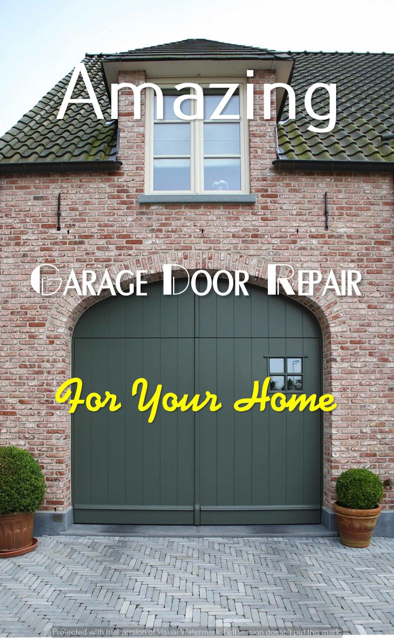 Garage door repair near me Garage Door Repair IDEAS Pinterest