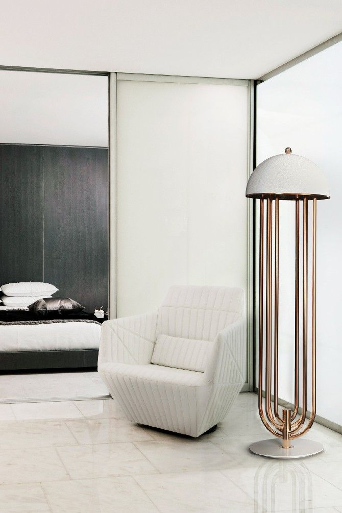 Stehende Leuchten Für Wohnzimmer Wohnzimmer Stand-Leuchten Für ...