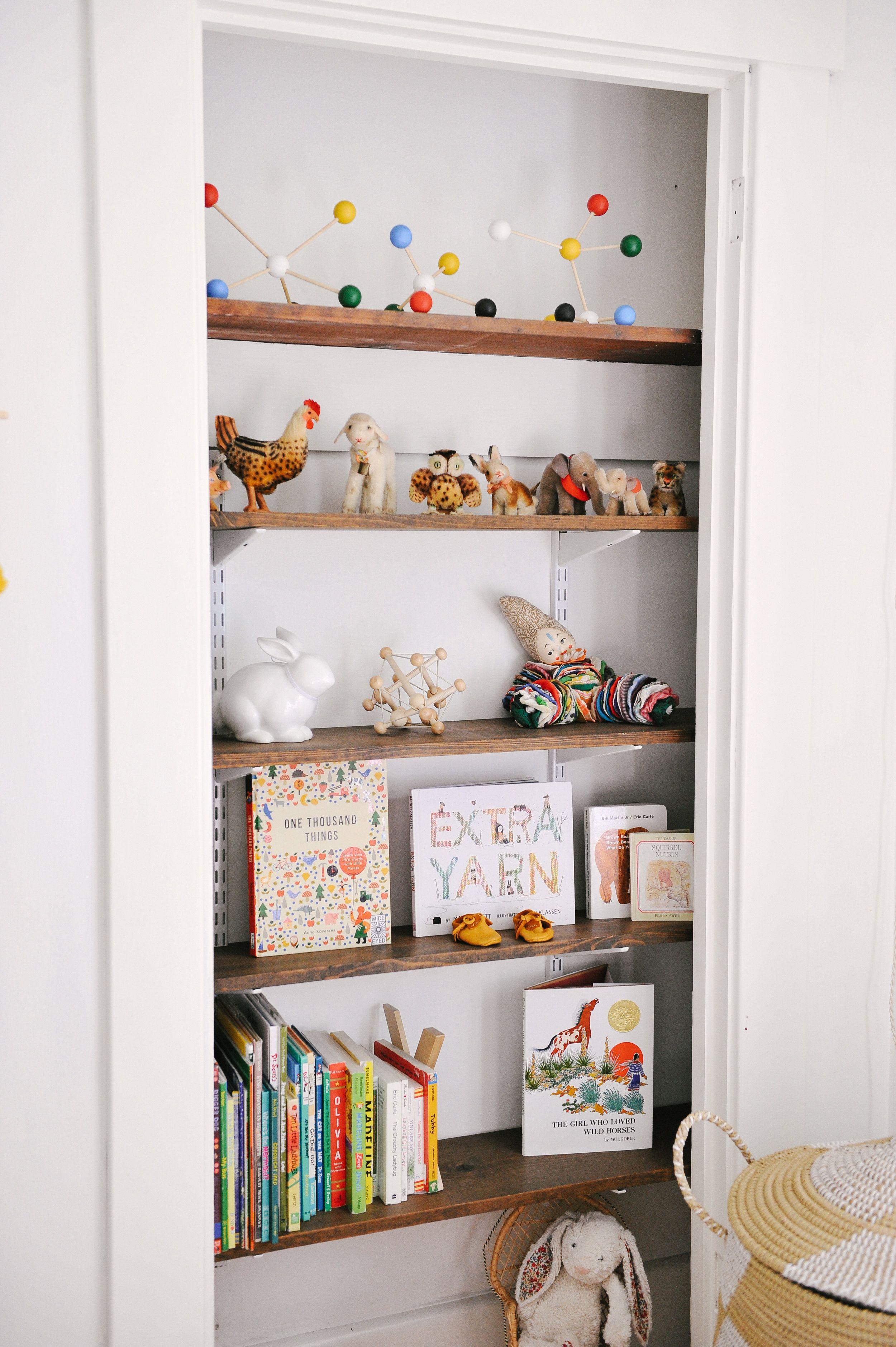 A sweet + simple nursery | Simple nursery, Kid room decor ...
