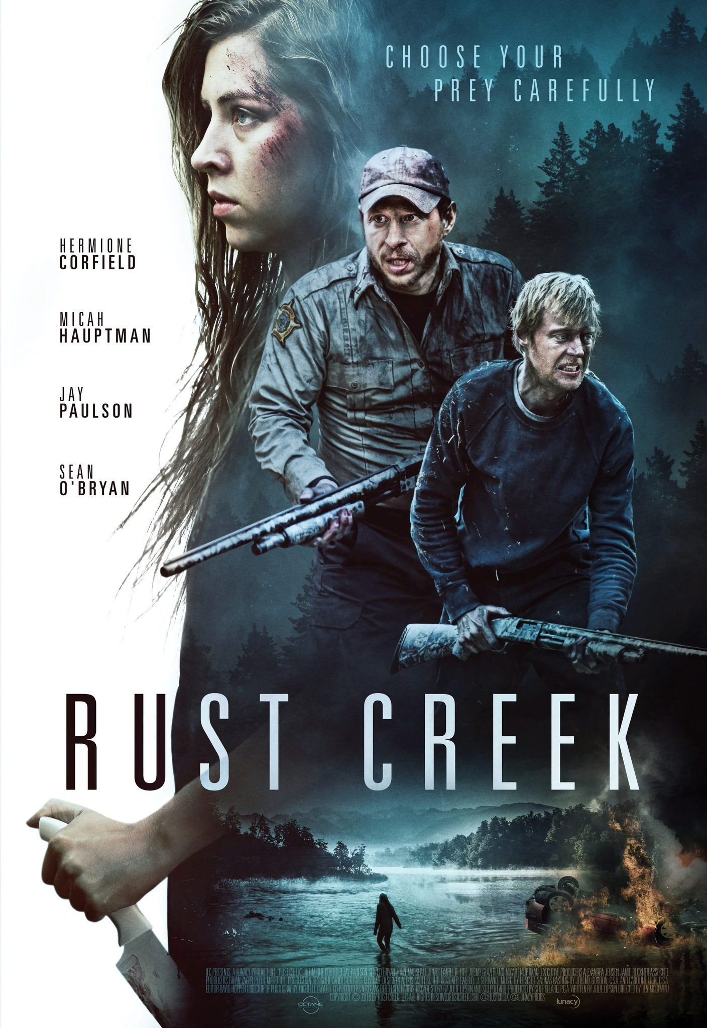 Rust Creek Pulp Detective In 2019 Movies Movie Posters