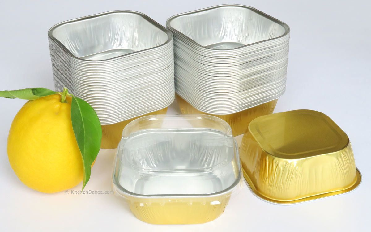 square cake pans with lids
