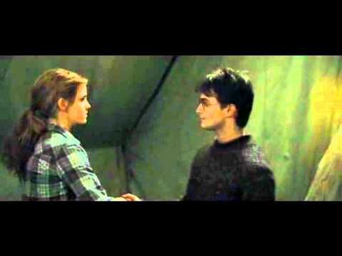 Hq Harry Hermoine Dance To O Children By Nick Cave Deathly Hallows Harry And Hermione Nick Cave Deathly Hallows Part 1