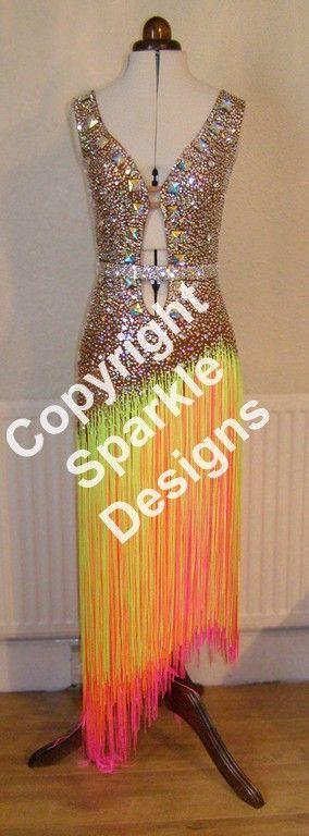 Sparkle Designs Ballroom Dresses and Latin Dresses for sale - www ...