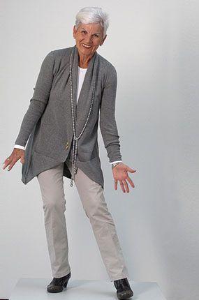 Kleidung fur frauen ab 60