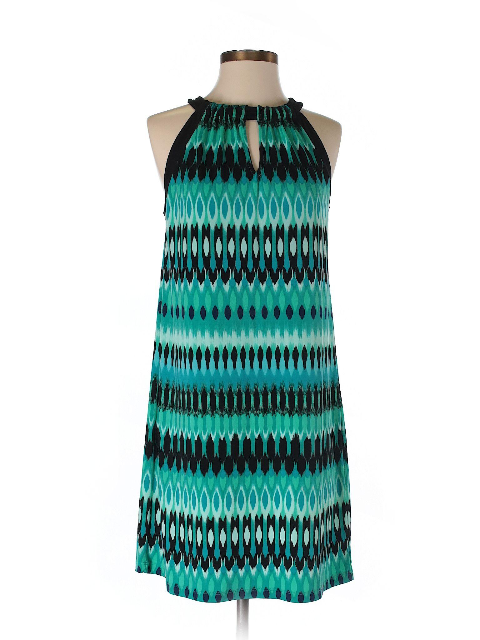 Apt 9 Casual Dress Green Womens Dresses 26221267