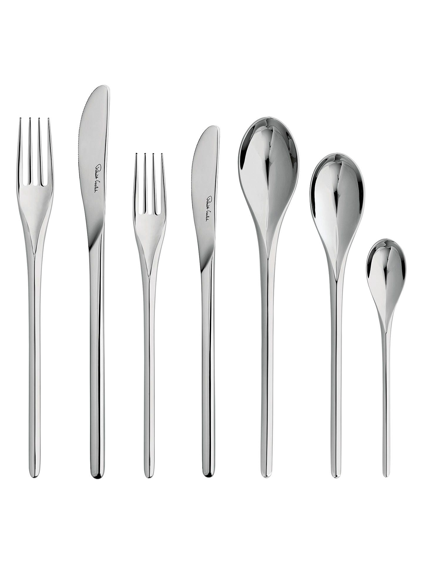 Robert Welch Bud Cutlery Set 42 Piece In 2020 Cutlery