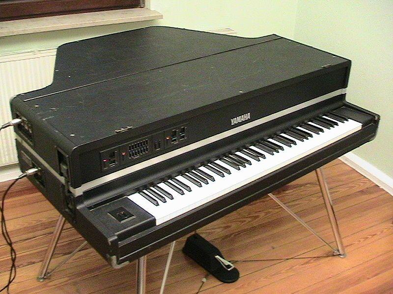 Electric Grand Piano Wikipedia The Free Encyclopedia Electric Grand Piano Piano Yamaha Electric Piano
