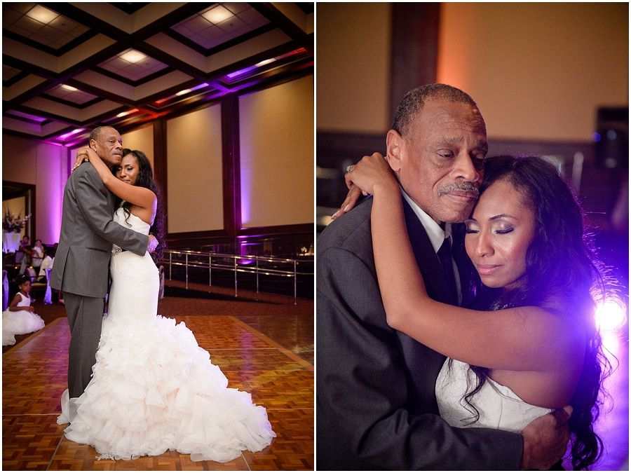 Father Daughter Dance Russandra Courtney Beeson Banquet Hall The Harbert Center Photo