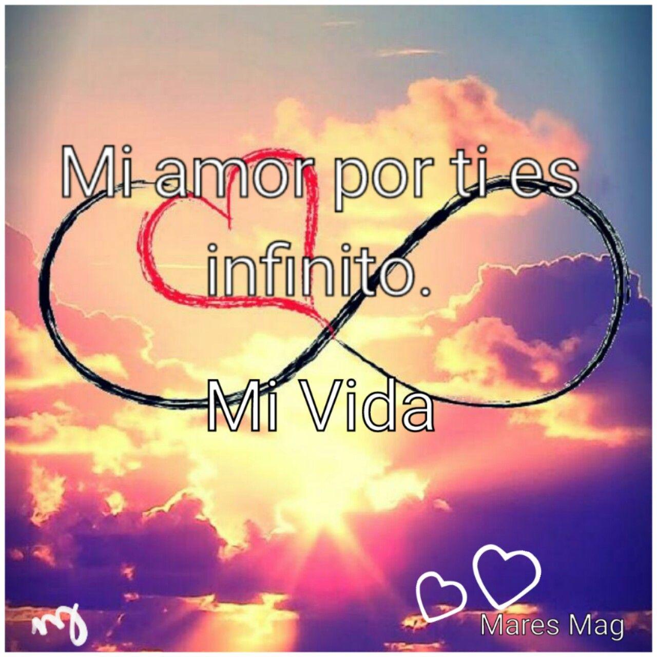 Nuestro Amor Es Infinito Poema De Amor Poemas Para Mi Novio Amor