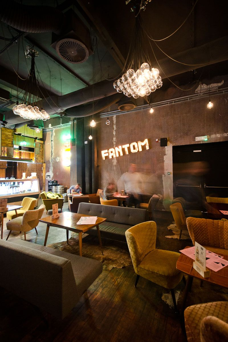 Jazz Bar Interior Design