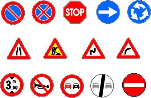 Isharat Seir إشارات السير Isharat Traffic Signs In Arabic Traffic Signs Logos Gaming Logos