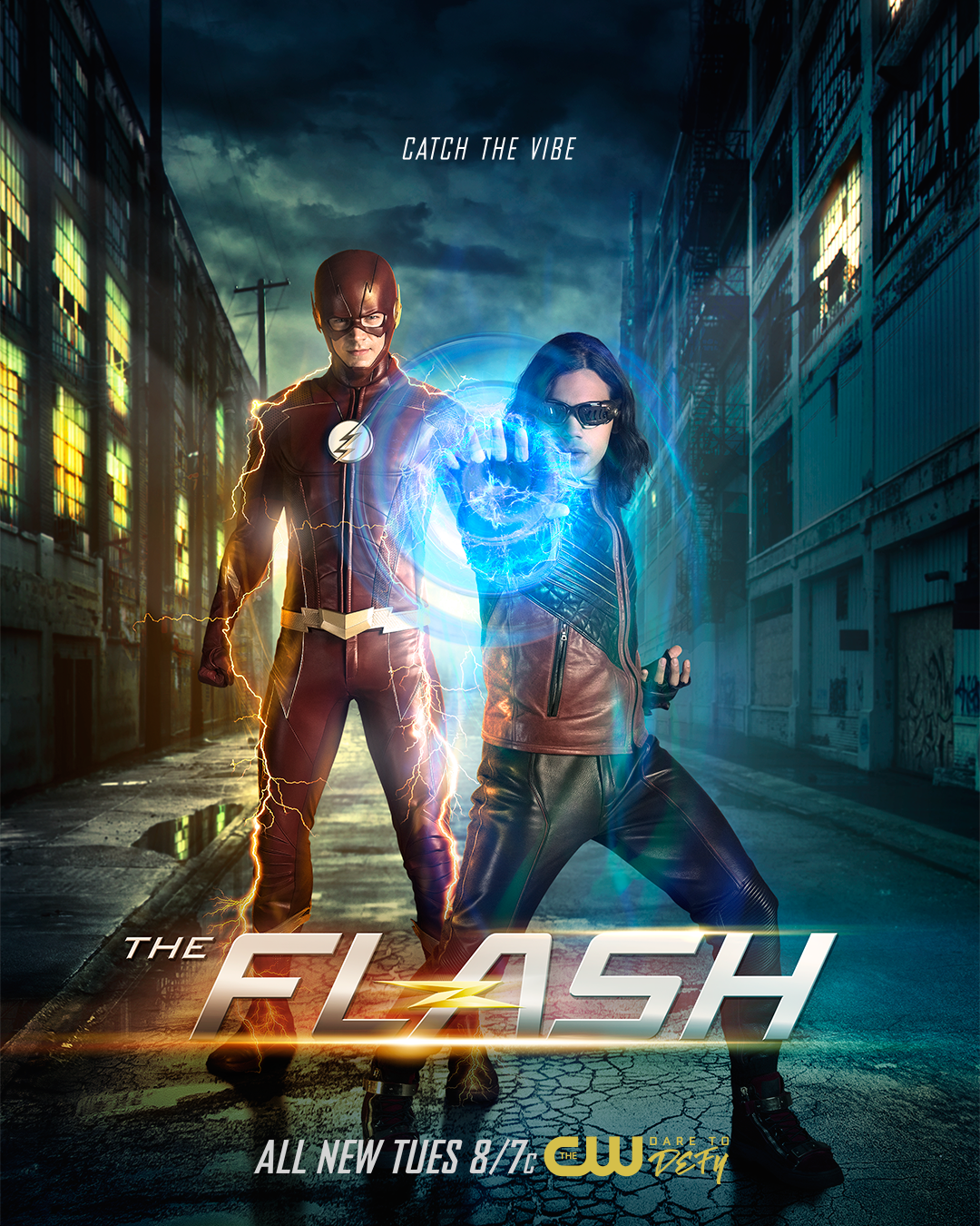New Poster From The Flash Flash Season 4 The Flash Season The Flash Cisco