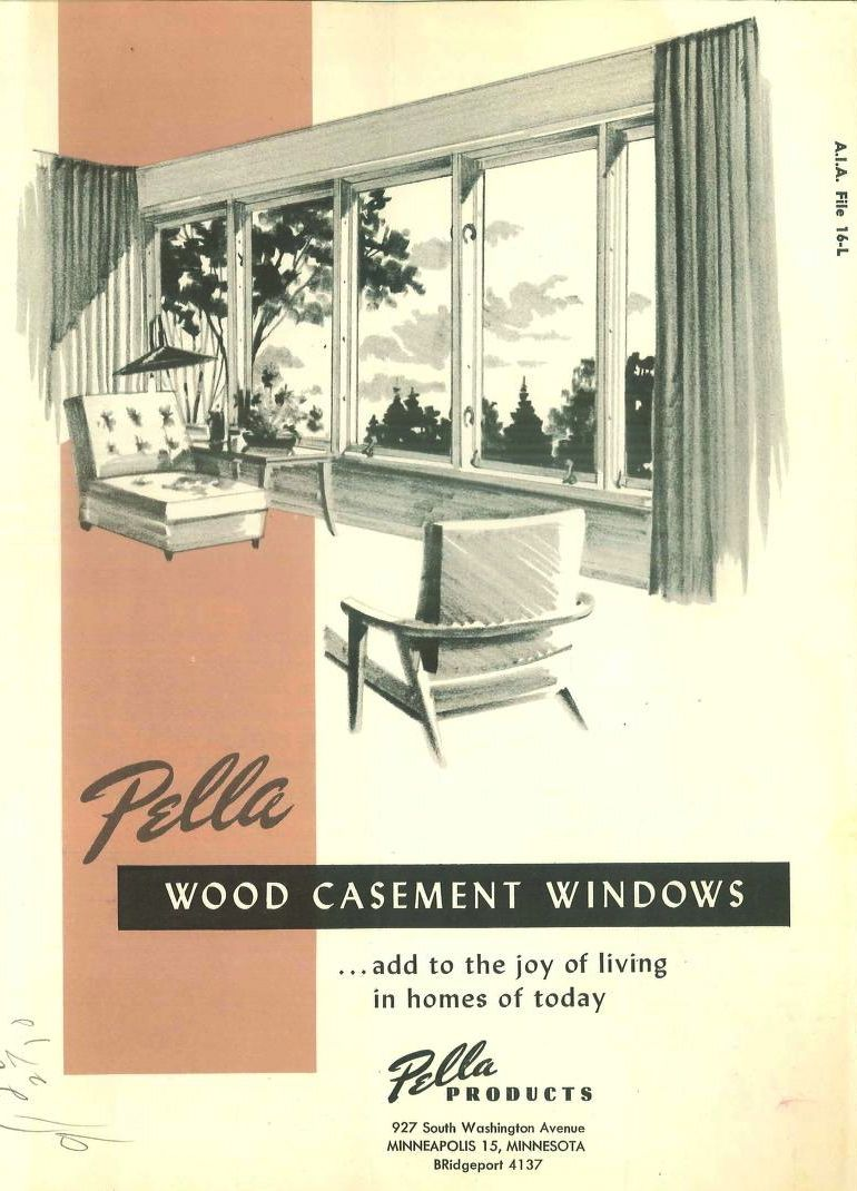 Pella wood casement windows : Pella Products : Free Download