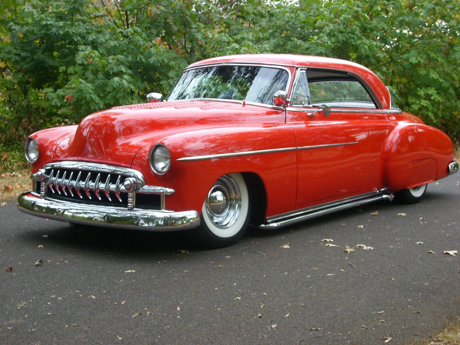 1950 chevrolet bel air custom