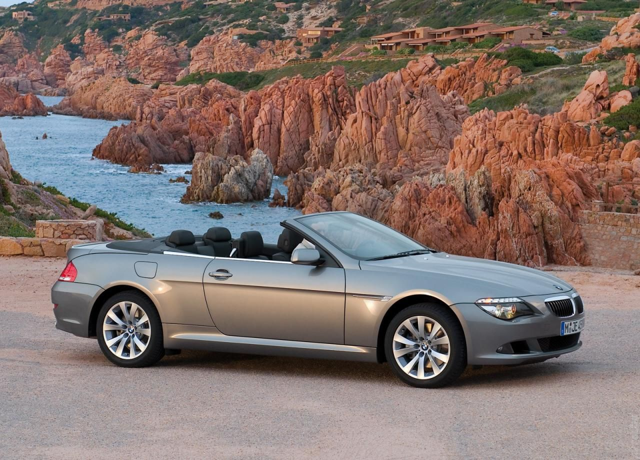 2008 Bmw 650i Convertible With Images Bmw 650i Bmw Bmw 6 Series