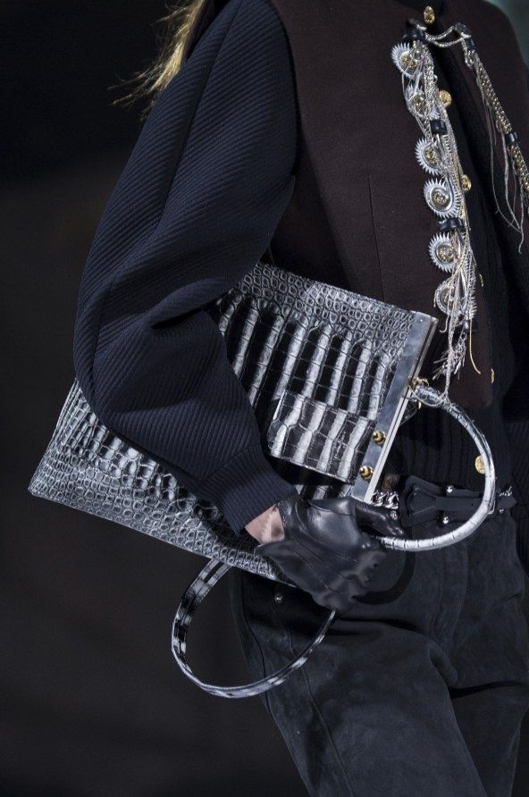 cab194fa681b Alexander Wang Debuts Cross-Body Fanny Packs and Prada-esque Nylon Bags for  Fall 2018 #wysluxury | Private Charter Jet Rental Service | Bags, Nylon  bag, ...