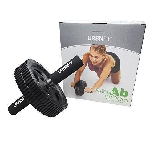 URBNFit Ab Roller Abdominal Exercise Toning Wheel Get 6 Pack Abs