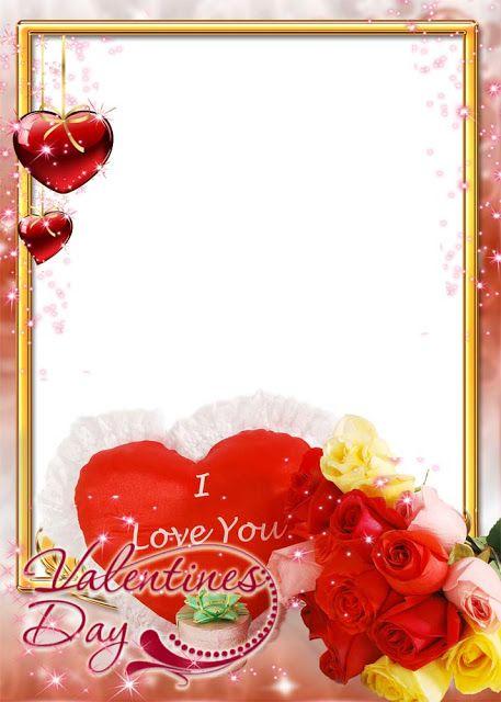 png frame love frame png flower frame wedding frame romantic frame ...