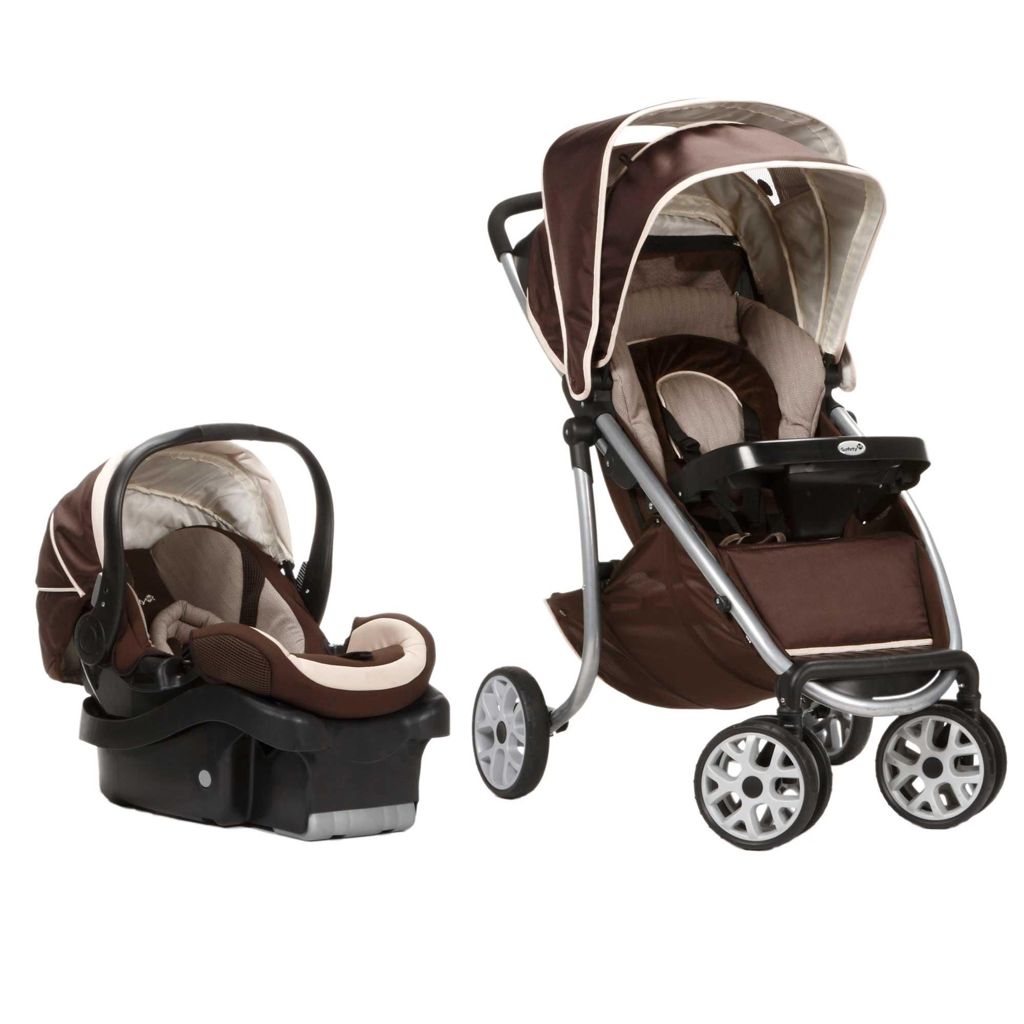 Very gender nuetral Car seat and stroller, Travel system
