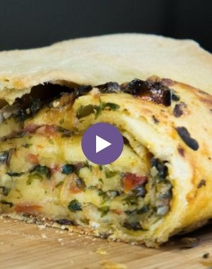 Learn How to Make Paul Hollywood's Epic Lasagne Bread ...