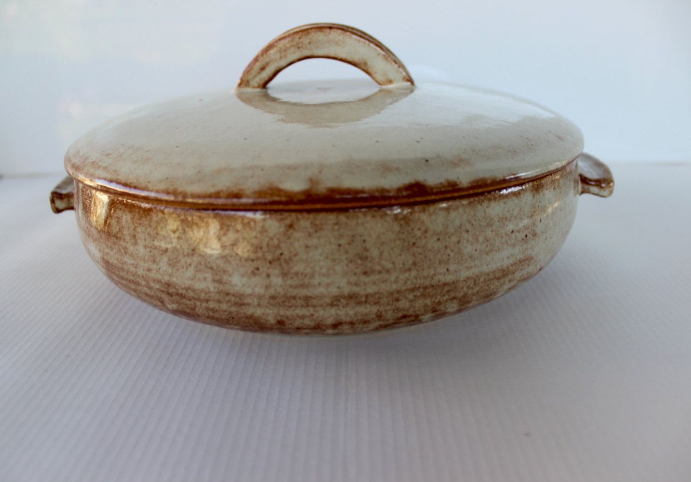 Handmade casserole,stoneware Bakeware Serving Ware by BAYCLAY on Etsy
