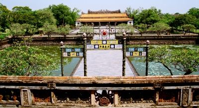 The ancient capital of Hue