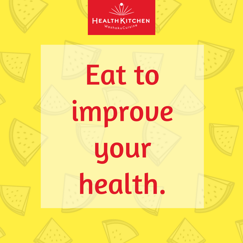 eat to improve your health what you put into your body matters wellnesswednesday