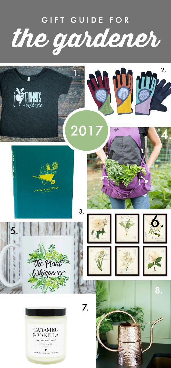 Vegetable Garden Gift Ideas Part - 38: 2017 Gift Guide For The Gardener. Vegetable GardeningGardening ...