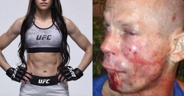 A Would Be Robber Targeted A Female Mma Fighter And Paid