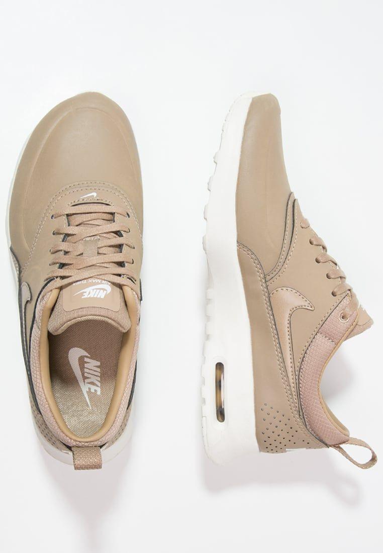 buy online b0773 30e45 Nike Sportswear AIR MAX THEA PRM - Sneaker low - desert camo string sail  für…