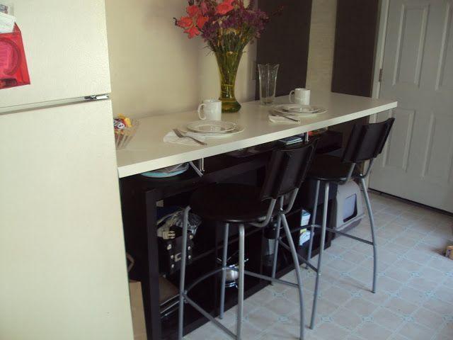 New Kitchen Bar Table Ikea