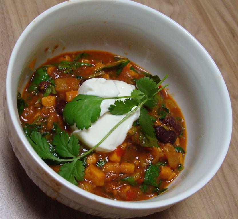 wegetariaa skie chilli sin carne to przepis pochodza cy od dua skiego kucharza clausa meyera jest on ra wniea