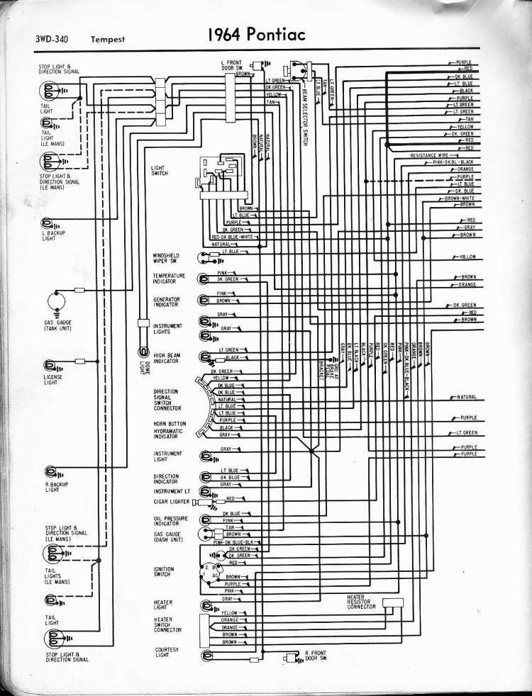 10+ 1967 Gto Engine Wiring Diagram1967 gto engine wiring