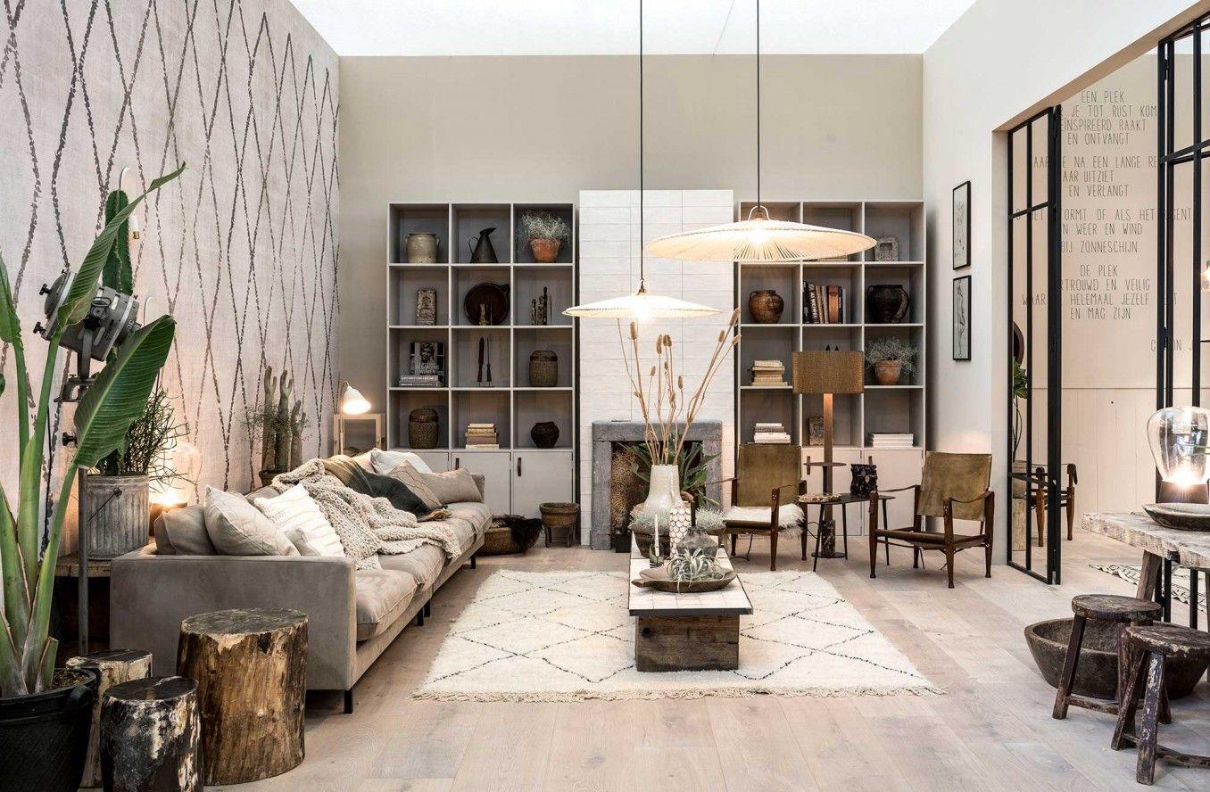 Woonkamer vtwonen huis op de vt wonen & design beurs | Fotografie ...