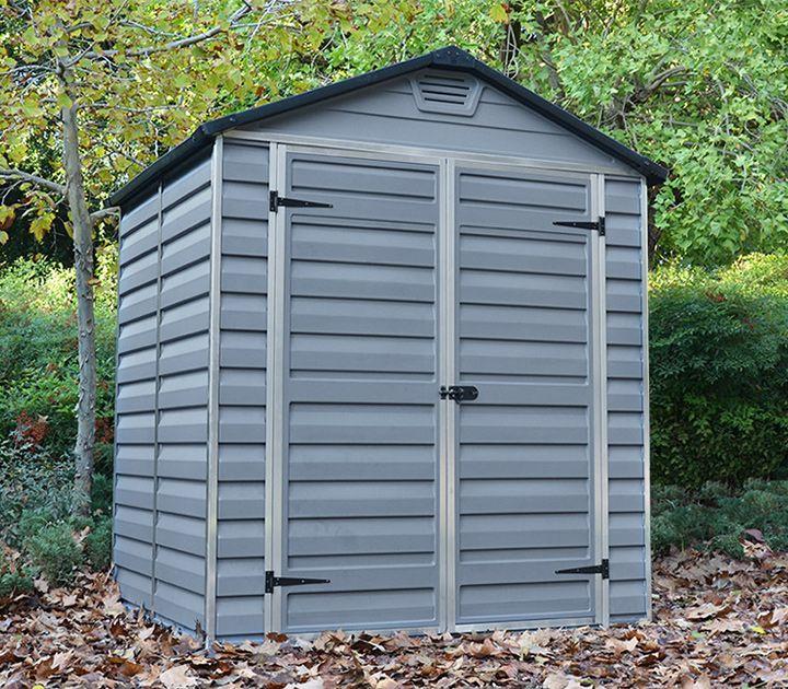 palram skylight 6 x 5 garden shed - Garden Sheds 6 X 5