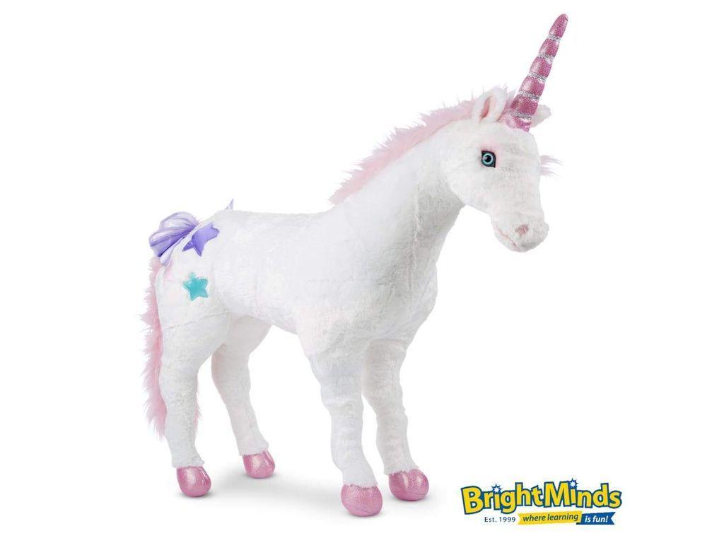 Melissa doug unicorn plush unicorn plush toys for