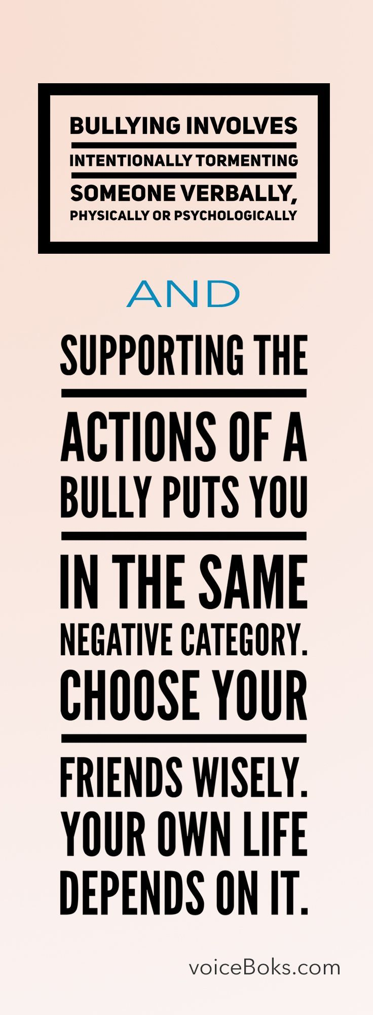 Bullying Quotes Taking The Initiative To React To Bullying As A Parent  Anti