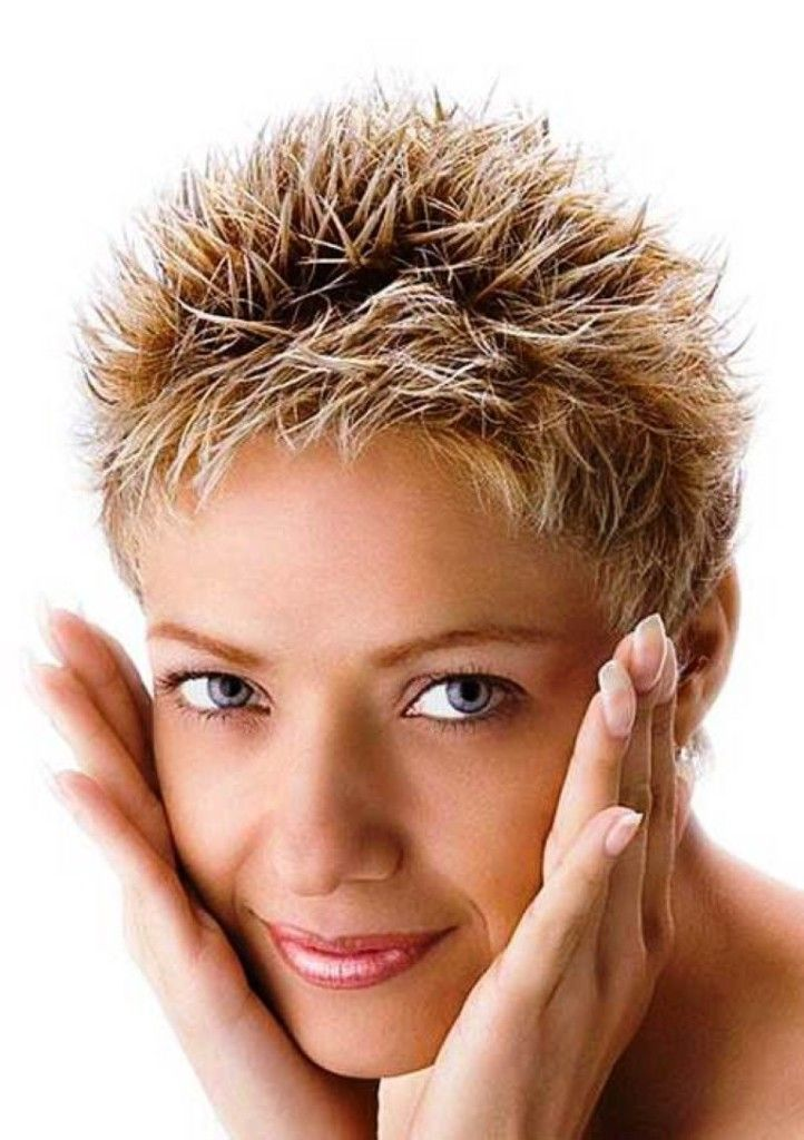 short spikey hairstyles for women very short spikey
