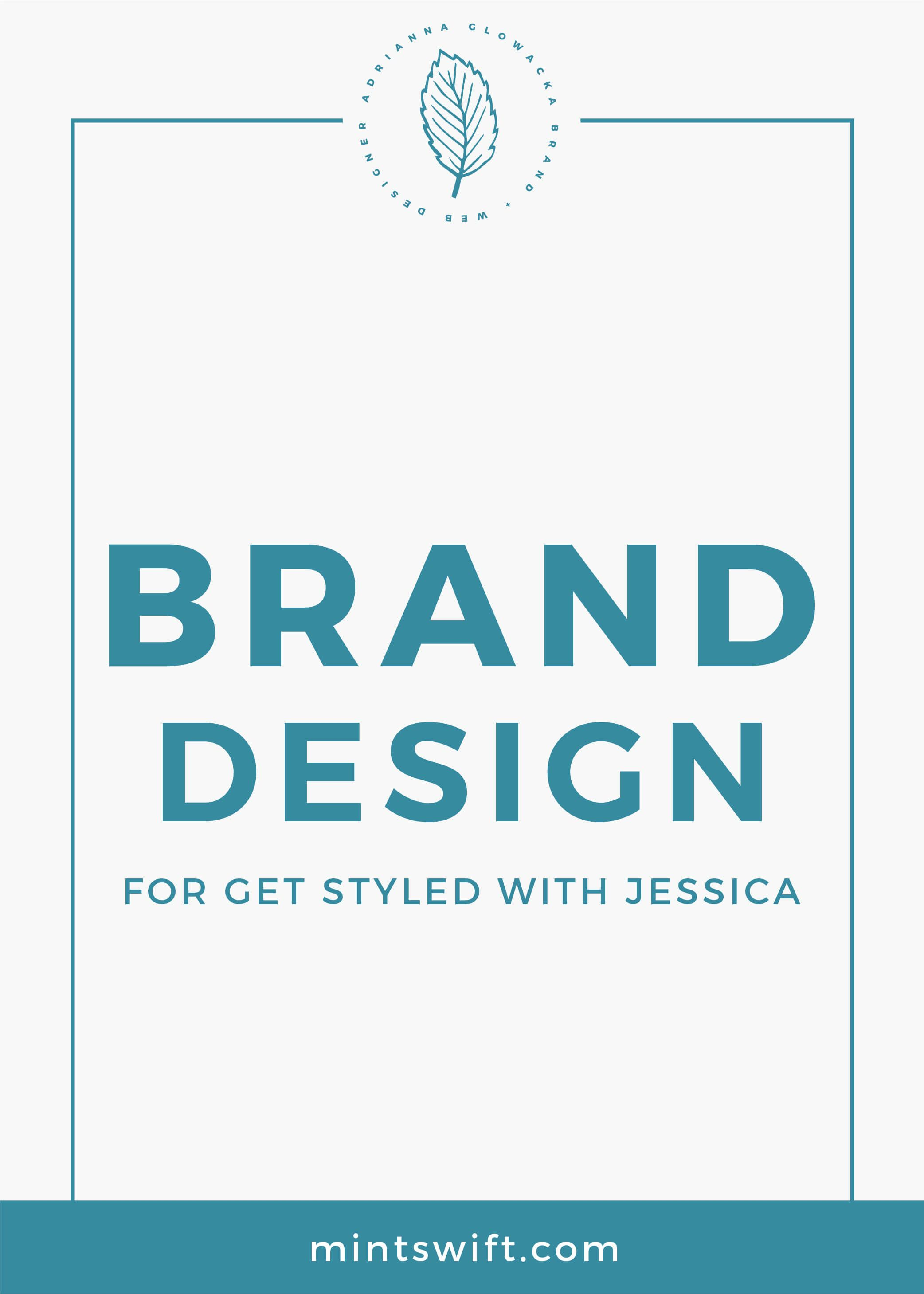 Brand Design for Get Styled with Jessica