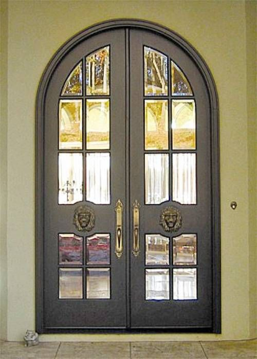 Fresh French Style Entry Doors