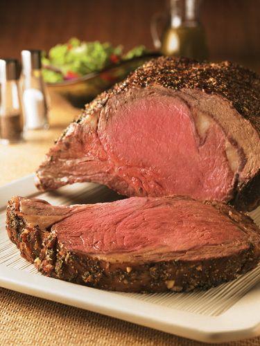 prime rib christmas dinner recipe