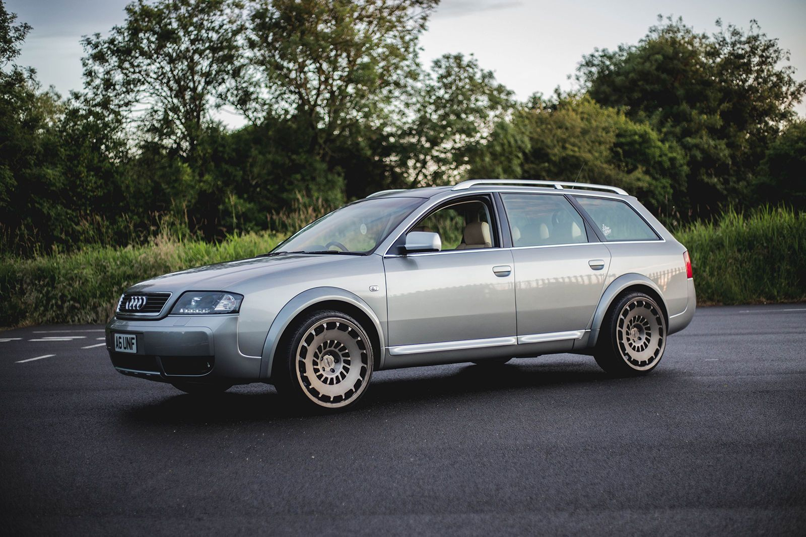 Audi C5 A6 Allroad 2 5tdi Air Lift V2 Suspension Rotiform Ccv Recaro Rs6