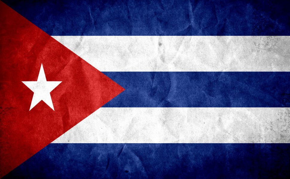 Cuba Flag HD Wallpaper