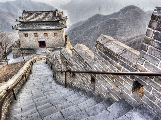45 Beautiful Pictures Of Great Wall Of China Great Wall Of China China World Travel Wallpaper