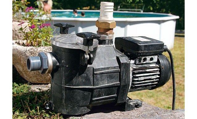 Réparer une pompe de piscine Construction - Piscine A Construire Soi Meme