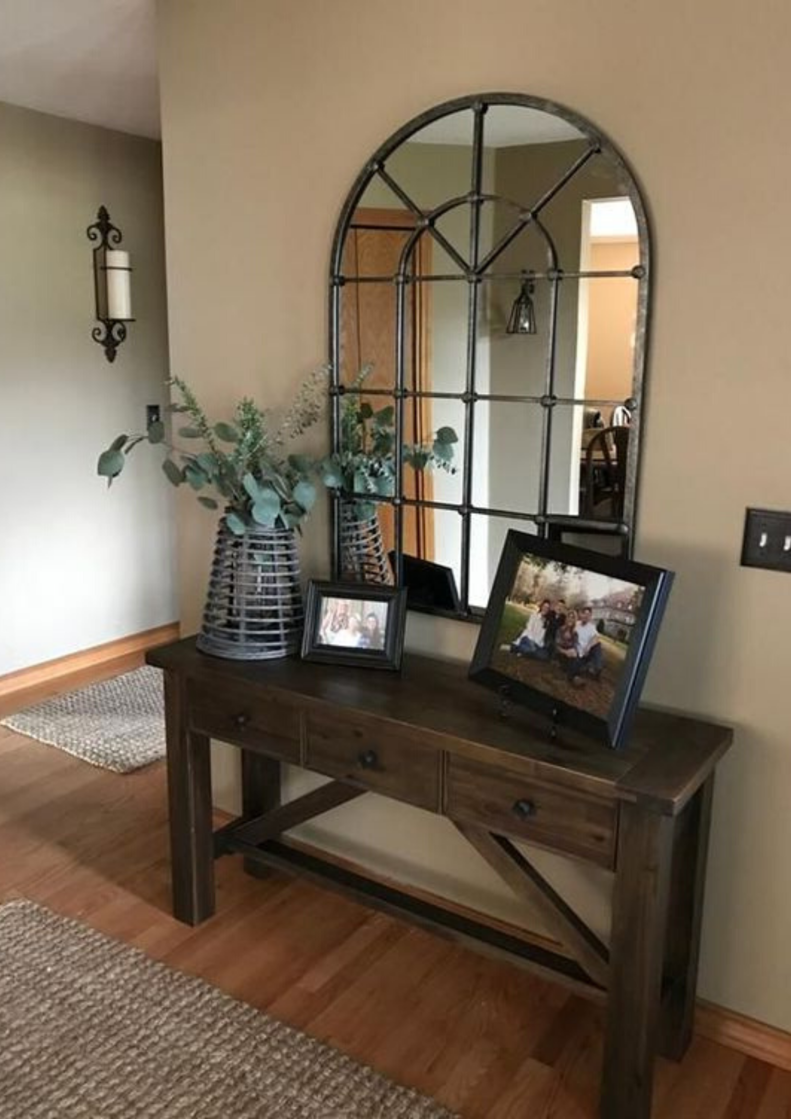 16 most recommended entry table ideas design tips in on small entryway console table decor ideas make a statement with your home s entryway id=16886