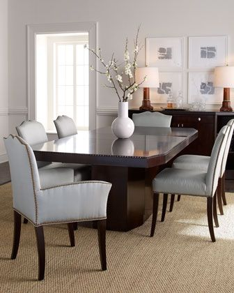 Avalon Dining Furniture By Lauren By Ralph Lauren At Horchow Great Pictures