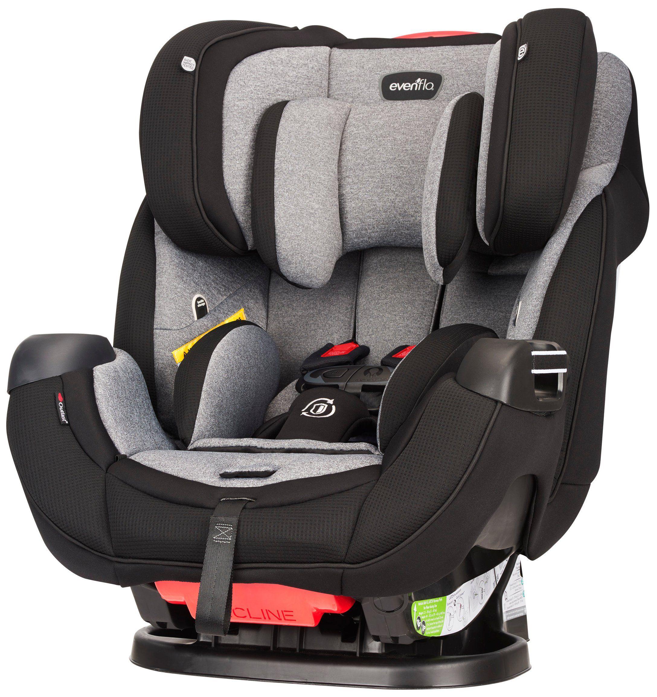 Evenflo Platinum Symphony DLX AllinOne Car Seat (Ashland